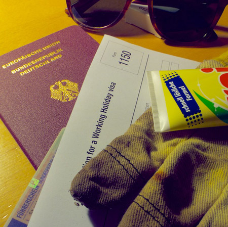 Work and Travel Programm